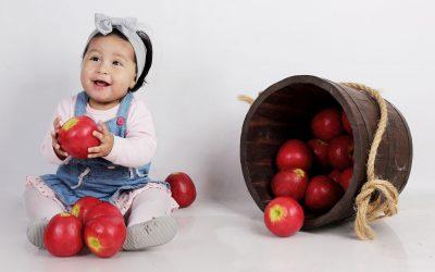 La storia del succo di mela