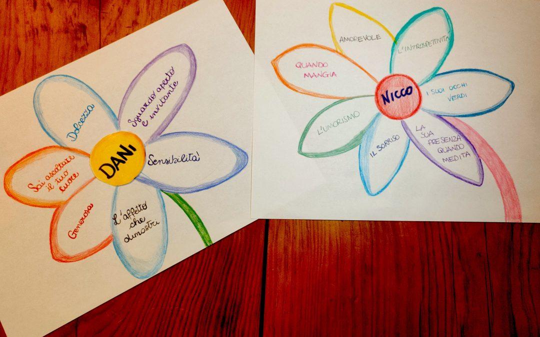 Momenti di mindfulness in famiglia: innaffiare i fiori